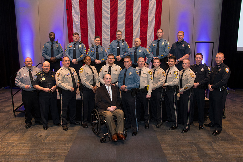 Gwinnett Chamber Valor Awards ceremony recognizes public safety professionals