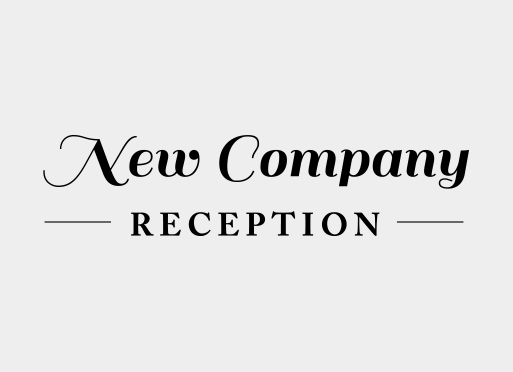 New Company Reception