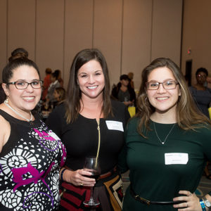 GLOW hosts business connections over cocktails