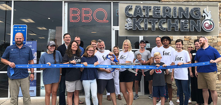 Gwinnett residents celebrate opening of The Catering Kitchen