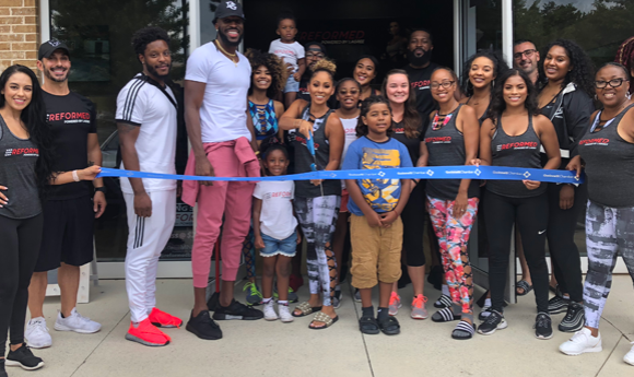Reformed Powered by Lagree celebrates ribbon cutting