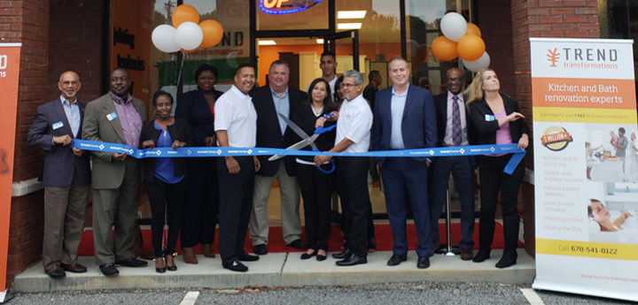 Trend Transformations of Buford celebrates ribbon cutting