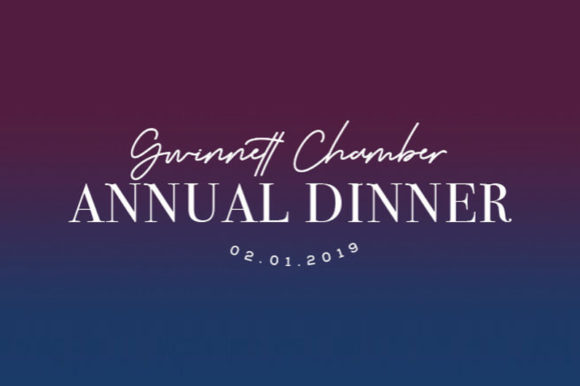 Gwinnett Chamber announces the 71st Annual Dinner honorees