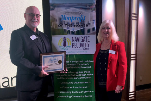 Navigate Recovery Selected as January 2019 Nonprofit of the Month