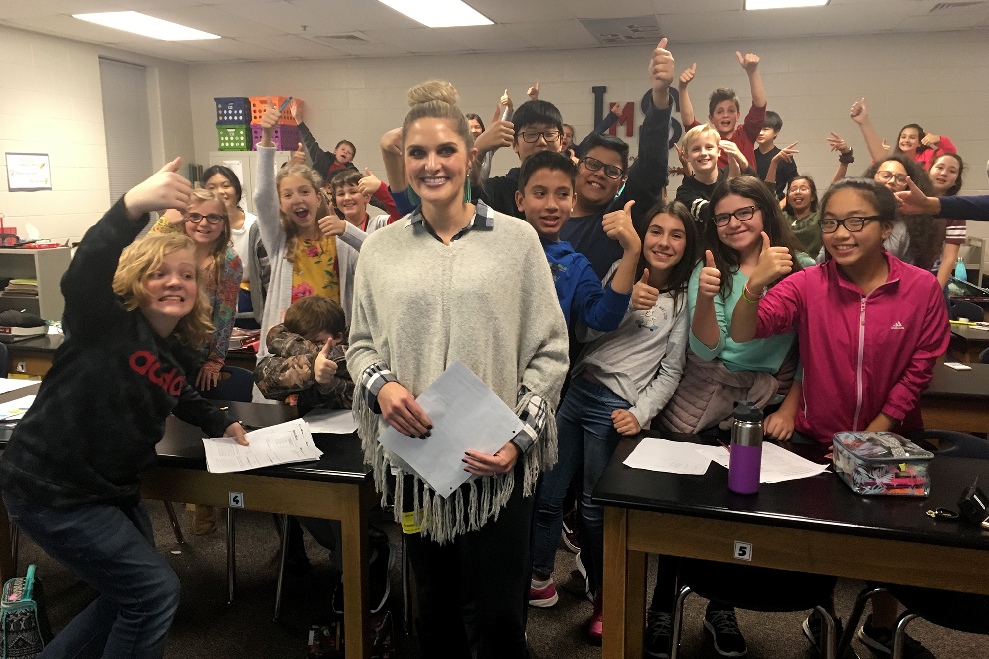 Principal for a Day – Gwinnett Chamber of Commerce