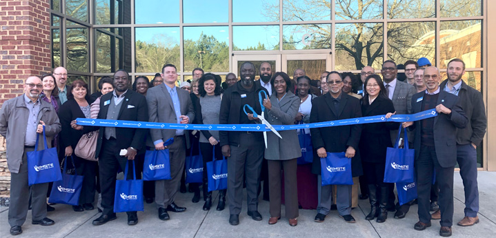 EMSITE hosts ribbon cutting in Suwanee