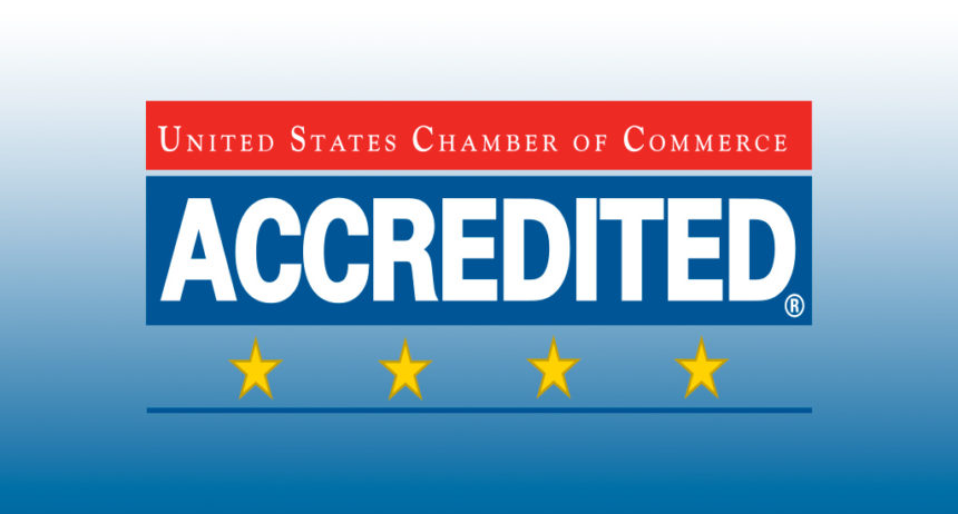 U.S. Chamber Awards Gwinnett Chamber with 4-Star Accreditation