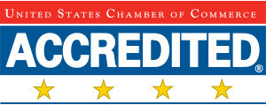 United States Chamber of Commerce 4 Star Accredited