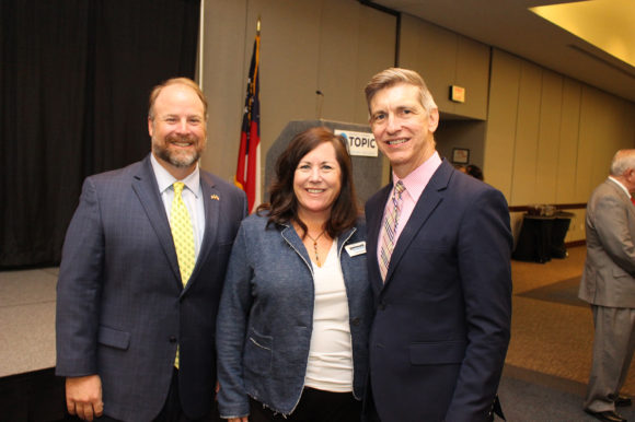 Photos from the April 2019 On Topic Featuring Tourism with Kevin Langston and Jay Markwalter