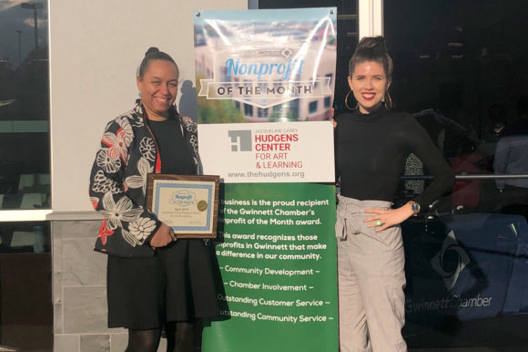 Jacqueline Casey Hudgens Center for Art & Learning named April Nonprofit of the Month