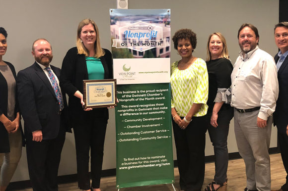 View Point Health named May Nonprofit of the Month