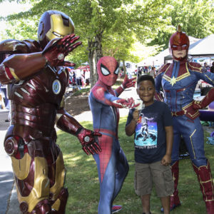 Thousands enjoy family fun at Gwinnett Family Fest