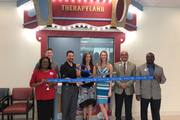 Therapyland celebrates grand opening in Gwinnett