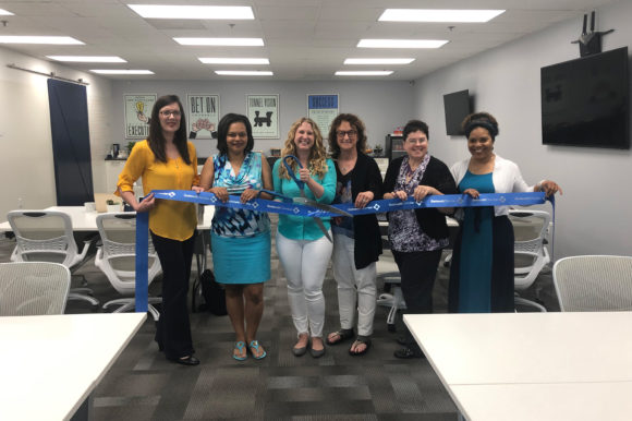 Joy Coworking celebrates Norcross grand opening