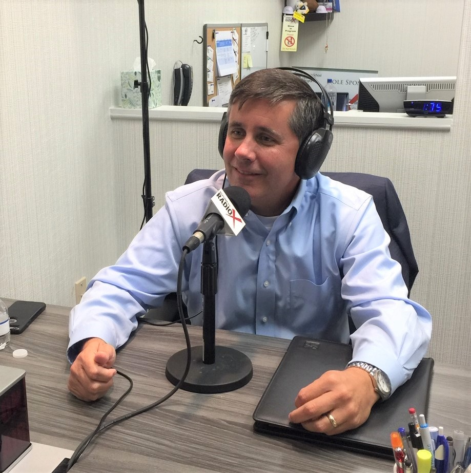 Doug Jenkins on Business RadioX