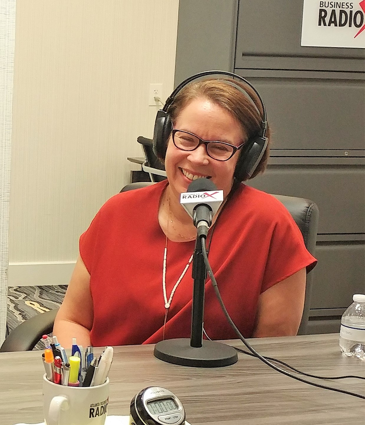 Dr. Laura Crawley on Business RadioX