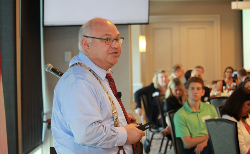Wells Fargo official gives economic update at On Topic