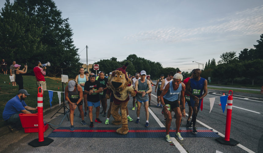 8th annual Button Down Dash brings 1,000 runners together for a healthier Gwinnett