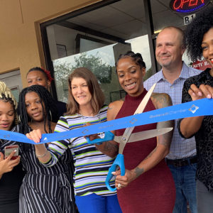 Flavour Beauty Bar & Hair Salon is beautifying its customers in Lawrenceville