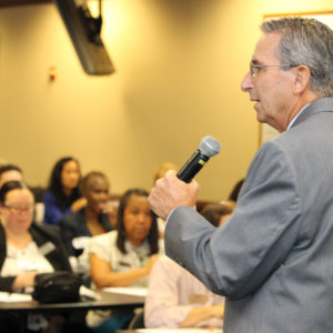 Gwinnett Small Business Eat & Educate event helps attendees create their best 30-second commercial