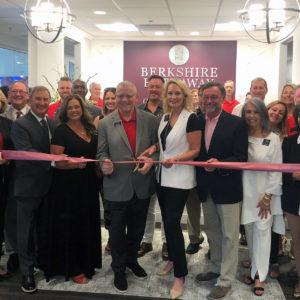 Berkshire Hathaway HomeServices Georgia Properties celebrates opening of Suwanee office