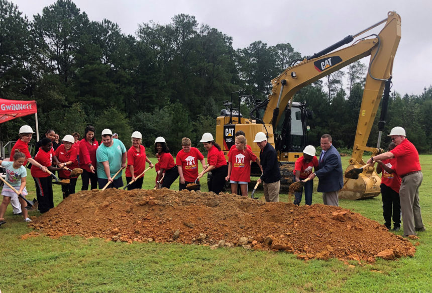 Special Needs Schools of Gwinnett breaks ground on hope