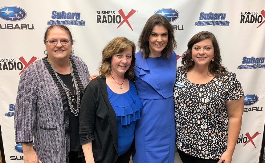 Moxie Awards winners featured on Business RadioX