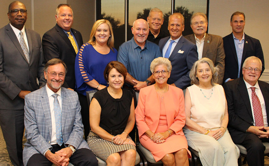 Gwinnett mayors honored at Annual Mayor's Dinner