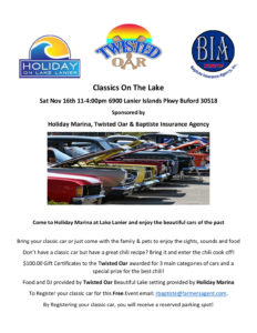 Classic Cars On The Lake @ Classic Cars On The Lake