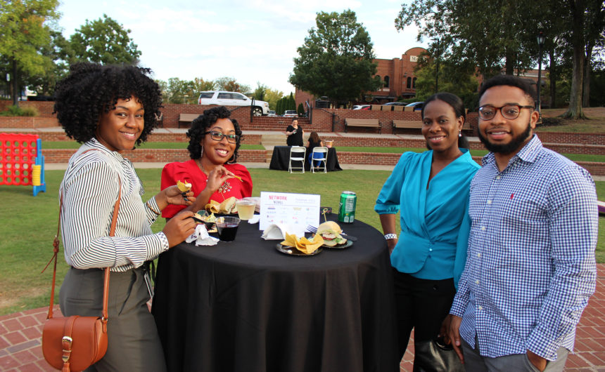 Gwinnett Young Professionals gather for Network N' Chill event