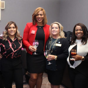 Cocktails and connections at Gwinnett Leadership Organization for Women event