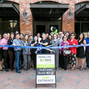 Sweet City Smiles now open to brighten smiles in Sugar Hill